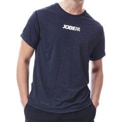 Koszulki sportowe męskie: JOBE Koszulka męska Rashguard Loose Fit Czarna r. M