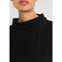 Bluzki asymetryczne: Minimum Bluzka z długim rękawem black