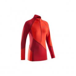 Bluza termiczna damska. Brązowe bluzy rozpinane damskie SIMOND, s, z elastanu, z długim rękawem, długie. Za 129,99 zł.