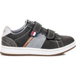 Wygodne buty dla chłopca ITZEL. Czarne buty sportowe chłopięce American CLUB. Za 89,90 zł.