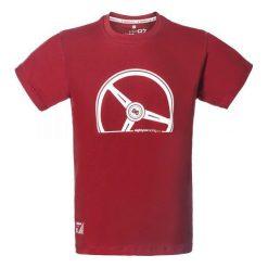 Koszulki sportowe męskie: PROJEKT 86 Koszulka T-shirt 008RD czerwona r. XXL