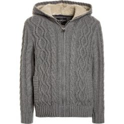 Swetry chłopięce: OshKosh ZIP HOODIE Kardigan heather