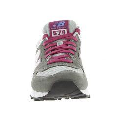 New Balance - Buty. Szare buty sportowe damskie marki adidas Originals, z gumy. W wyprzedaży za 229,90 zł.