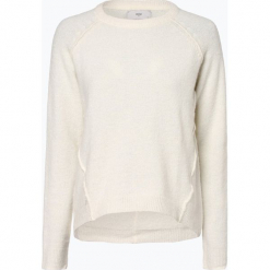 Minimum - Sweter damski z dodatkiem moheru – Kita, czarny. Czarne swetry klasyczne damskie Minimum, m, z dzianiny. Za 309,95 zł.