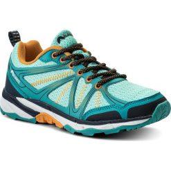 Trekkingi ELBRUS - Pinelas Turquoise/Light Turquoise/Navy/Orange. Niebieskie buty trekkingowe damskie marki ELBRUS. W wyprzedaży za 199,00 zł.