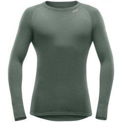Devold Męska Koszulka Expedition Man Shirt, Forest, L. Szare koszulki turystyczne męskie Devold, l, z wełny. Za 299,00 zł.