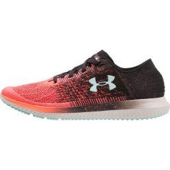Under Armour THREADBORNE VELOCITI Obuwie do biegania treningowe neon coral. Czerwone buty do biegania męskie Under Armour, z gumy. W wyprzedaży za 381,75 zł.