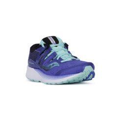 Buty do biegania Saucony  RIDE ISO W. Fioletowe buty do biegania damskie marki KALENJI, z gumy. Za 767,21 zł.