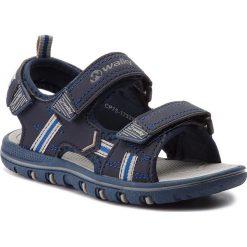 Sandały chłopięce: Sandały WALKY – CP75-17320 Granatowy