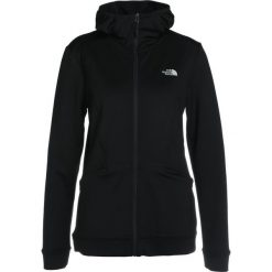 The North Face HIKESTELLER HOODY  Bluza rozpinana black. Czarne bluzy rozpinane damskie The North Face, m, z elastanu. Za 349,00 zł.