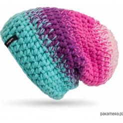 Handmade Czapka Krasnal | NIWA BEANIE. Niebieskie czapki zimowe damskie Pakamera. Za 130,00 zł.