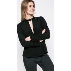 Pepe Jeans - Koszula Cori. Czarne koszule jeansowe damskie Pepe Jeans, m, casualowe, z długim rękawem. W wyprzedaży za 199,90 zł.