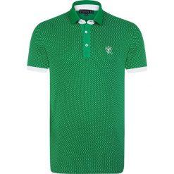 """Koszulki polo: Koszulka polo """"Chipping"""" w kolorze zielonym"""