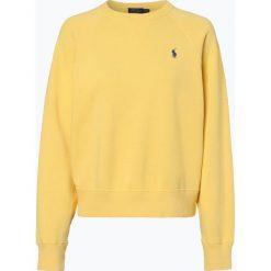 Polo Ralph Lauren - Damska bluza nierozpinana, żółty. Żółte bluzy damskie Polo Ralph Lauren, xl. Za 599,95 zł.