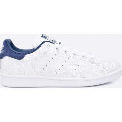 Adidas Originals - Buty Stan Smith. Szare buty sportowe damskie marki adidas Originals, z gumy. W wyprzedaży za 269,90 zł.