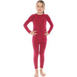 Brubeck Bielizna termoaktywna dziewczęca komplet Extreme Merino różowa r. 92-98 (KP10030). Czerwona bielizna dziewczęca Brubeck. Za 89,77 zł.