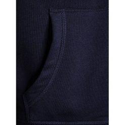 GANT THE ORIGINAL ZIP HOODIE Bluza rozpinana evening blue. Szare bluzy chłopięce rozpinane marki GANT, z bawełny. Za 339,00 zł.