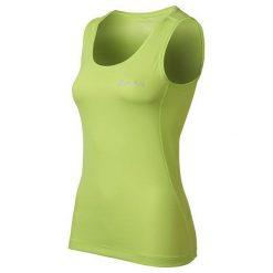 Odlo Koszulka damska Singlet SOPHIE zielona r. XL (200891/40003). Zielone topy sportowe damskie Odlo, xl. Za 95,04 zł.
