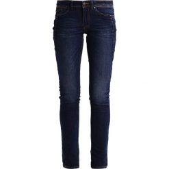 Jeansy damskie: TOM TAILOR DENIM JONA Jeans Skinny Fit dark stone wash denim