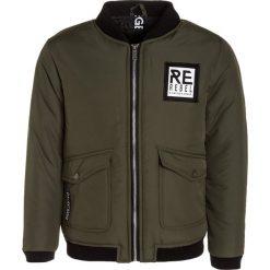 ReGen Kurtka zimowa forest night. Brązowe kurtki chłopięce zimowe Re-Gen, z materiału. W wyprzedaży za 167,20 zł.