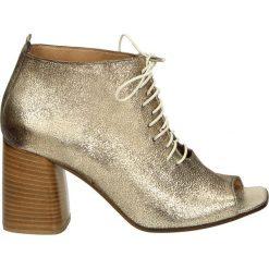 Sandały damskie: Sandały – GRETA-A784 BE