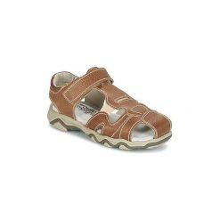 Sandały Dziecko  Citrouille et Compagnie  FABELO. Brązowe sandały chłopięce Citrouille et Compagnie. Za 135,20 zł.