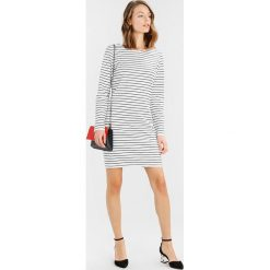 Sukienki hiszpanki: Kaffe PAMELA DRESS Sukienka z dżerseju chalk
