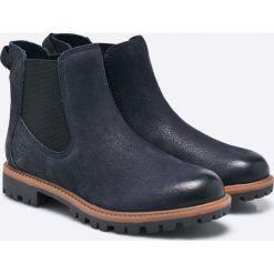 Tamaris - Botki. Szare buty zimowe damskie marki Tamaris, z materiału, na sznurówki. W wyprzedaży za 199,90 zł.