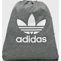 Adidas Originals - Plecak. Szare plecaki męskie adidas Originals, z poliesteru. W wyprzedaży za 59,90 zł.