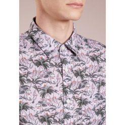 Koszule męskie na spinki: CLOSED Koszula floral pink