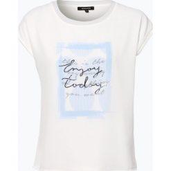More & More - Koszulka damska, beżowy. Brązowe t-shirty damskie More & More, z nadrukiem. Za 199,95 zł.