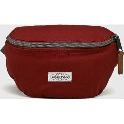 Eastpak - Nerka. Brązowe walizki marki Eastpak, w paski, z materiału, małe. W wyprzedaży za 119,90 zł.