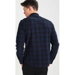 Koszule męskie na spinki: YOURTURN Koszula blue/black