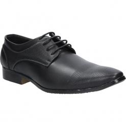 Czarne buty wizytowe American SGD2017-9. Czarne buciki niemowlęce American. Za 69,99 zł.