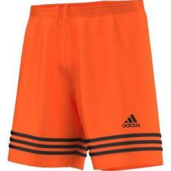 Spodenki i szorty męskie: Adidas Spodenki męskie Entrada 14 pomarańczowe r. XL (F50634)