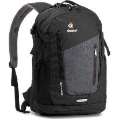 Plecak DEUTER - Stepout 22 3810415-7712-0 Dresscode/Black 7712. Czarne plecaki męskie Deuter, sportowe. W wyprzedaży za 269,00 zł.