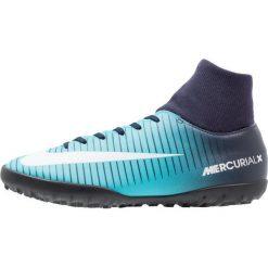 Buty sportowe chłopięce: Nike Performance MERCURIALX VICTORY 6 DF TF Korki Turfy thunder blue/glacier blue/gamma blue