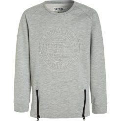Kaporal NOLAN Bluza grey melanged. Szare bluzy chłopięce Kaporal, z bawełny. W wyprzedaży za 146,30 zł.