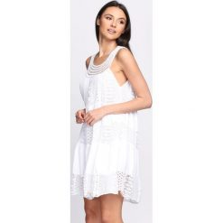 Sukienki: Biała Sukienka Dressin' Up