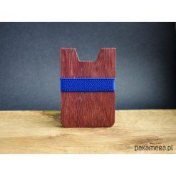 Portfele damskie: Portfel Cardholder Amaranth