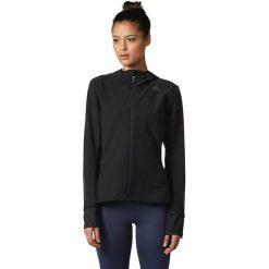 Adidas Kurtka damska Response Soft Shell Jacket czarna r. S (BR0806). Czarne kurtki sportowe damskie marki Cropp, l. Za 270,38 zł.