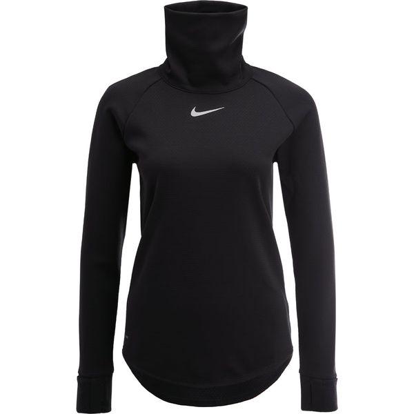 szeroki wybór kup tanio Cena fabryczna Nike Golf ARORCT Bluza black/silver - Czarne bluzy sportowe ...
