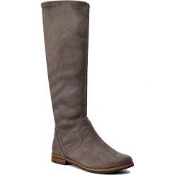 Kozaki CAPRICE - 9-25507-29 Anthra. Stretch 224. Szare buty zimowe damskie marki Caprice, z gumy. W wyprzedaży za 199,00 zł.