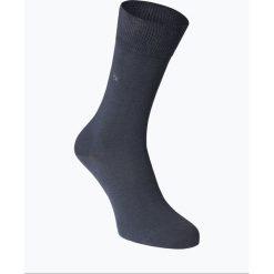 Calvin Klein - Skarpety męskie pakowane po 2 szt., niebieski. Niebieskie skarpetki męskie marki Calvin Klein, z bawełny. Za 49,95 zł.