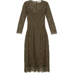 Długie sukienki: IVY & OAK Długa sukienka forrest green