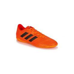 Buty do piłki nożnej adidas  NEMEZIZ TANGO 18.4. Brązowe halówki męskie Adidas, do piłki nożnej. Za 239,00 zł.
