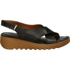 Sandały damskie: Sandały - 240307 BLACK