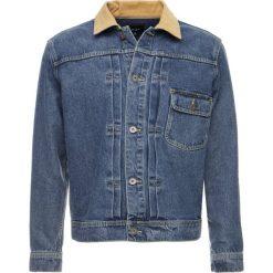 HUF BROOKLYN Kurtka jeansowa light blue. Niebieskie kurtki męskie jeansowe marki Reserved, l. W wyprzedaży za 407,20 zł.