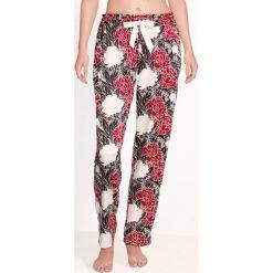 Piżamy damskie: Satynowe spodnie od piżamy Season of dreams