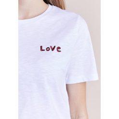 T-shirty damskie: Lovechild LAYNA Tshirt z nadrukiem racing red